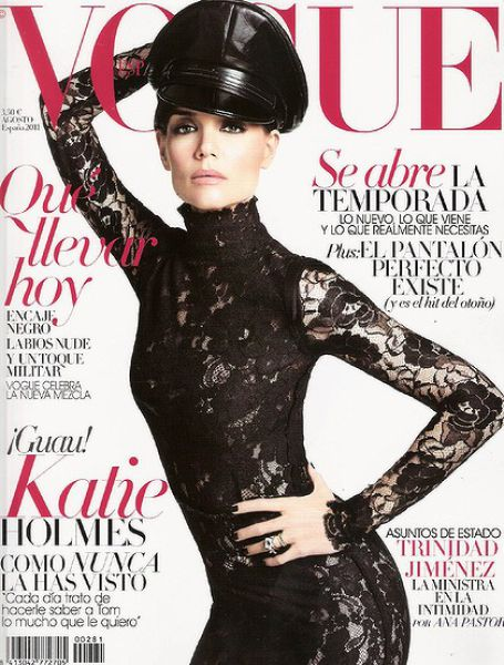 Eye on Stars: Katie Holmes Unleashes Her Inner Dominatrix and Other Hollywood News