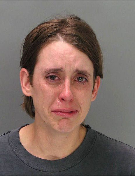 The Most Depressing Tear Stained Mug Shots