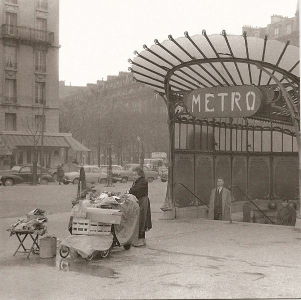 Amazing Pictures of Old Paris
