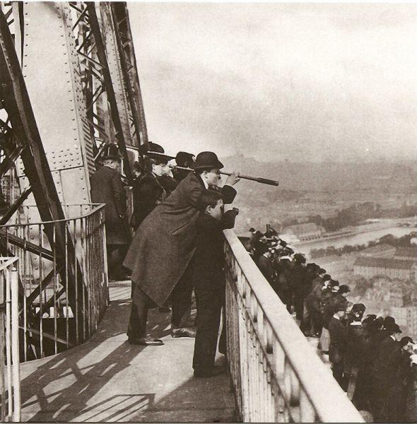 Amazing Pictures of Old Paris
