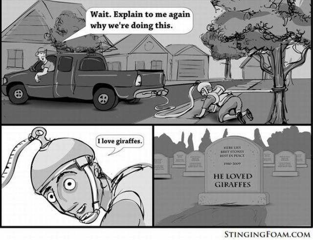 Collection of Funny Yet Sometimes Crude Comics