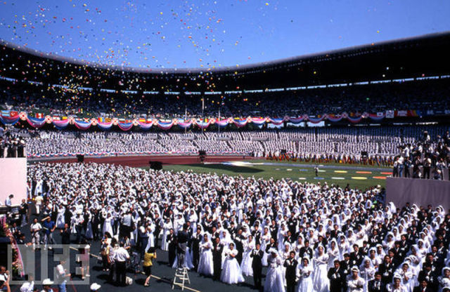 Huge Mass Weddings Across the Globe