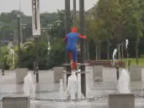 Meet the Polish Spider-Man