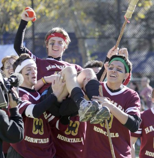 The Quidditch Championship