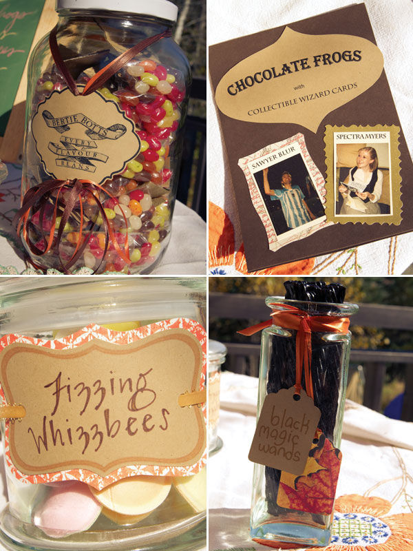 Weddings That Are Themed on Harry Potter