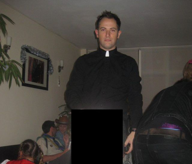 Inappropriate but Hilarious Halloween Costume