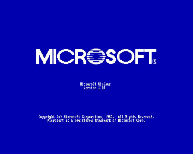 MS-DOS Turned 30 Years Old