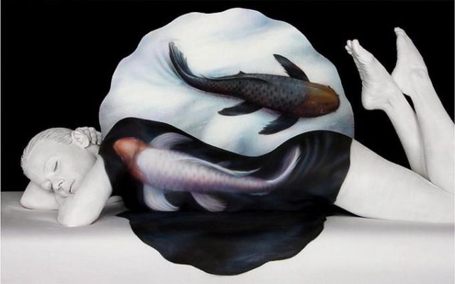 Amazing Body Art Pictures