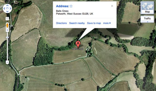Inappropriate But Hilarious Real UK Locations