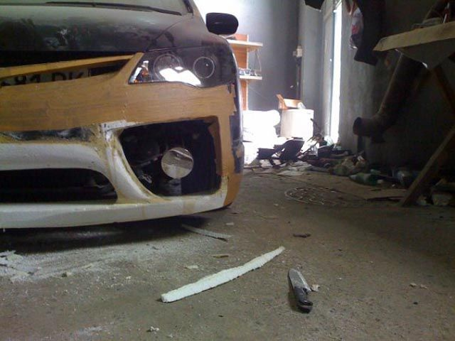 Kick Butt Honda Civic Transformation