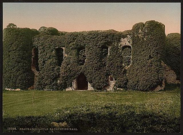 Old Color Photos of Wales