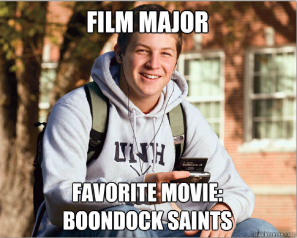 The Funniest College Freshman Memes