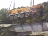 Crane Transport Fail
