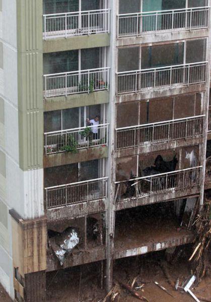 Crazy Floods in South Korea