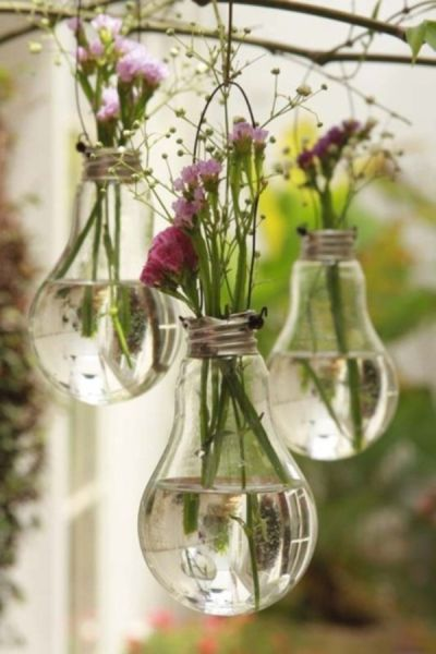 DIY Planter Bulbs