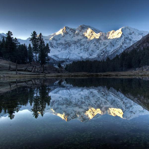 Natural Mirrors