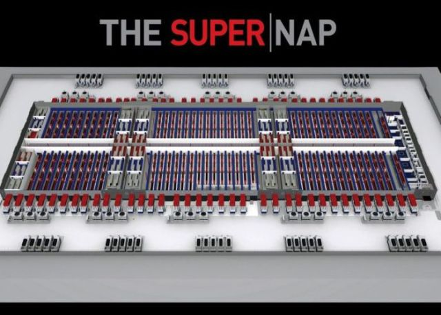 "SuperNAP: ""The Cloud"" Datacenter"