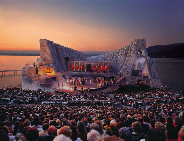 The Stages of Bregenz: Opera on the Lake