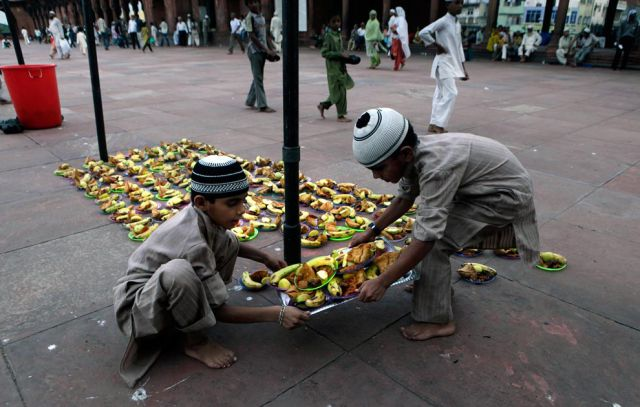 Celebrating Ramadan Around the World
