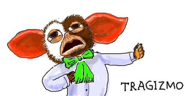 Corny Social Network Illustrations