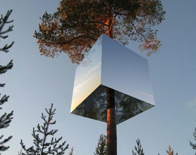 Unusual Mirrors