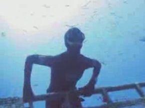 Underwater Parkour