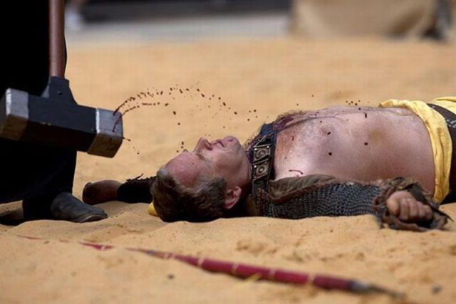 Fake Gladiators