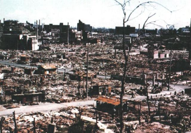 The Aftermath of Hiroshima