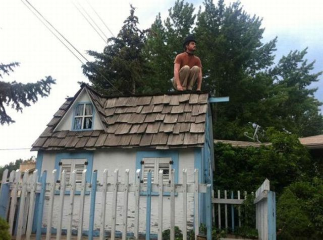 Owling: the New Planking!