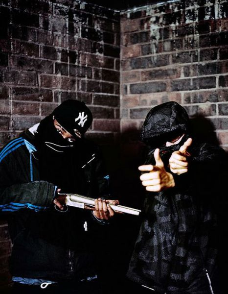 UK Young Gangsters