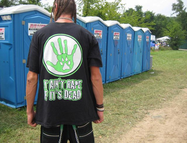 Insane Images from the 2011 Gathering of the Juggalos