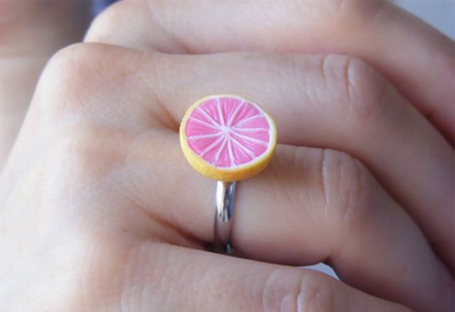 Jewelry That Looks Good Enough to Eat