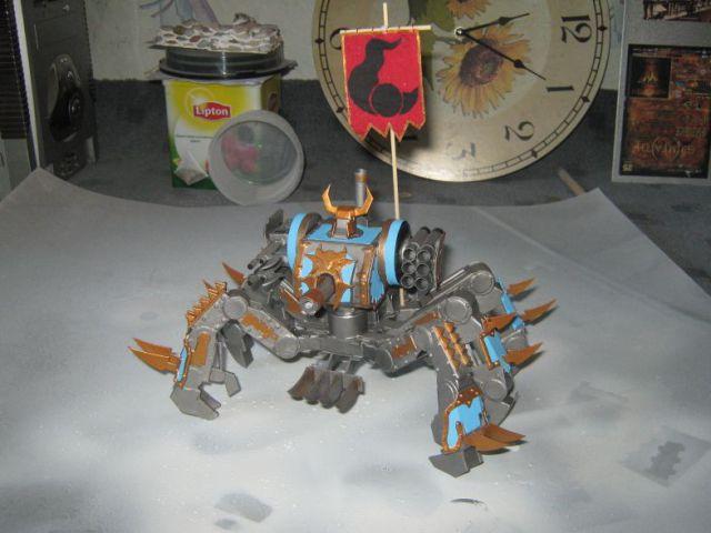 Unusual Miniature Models