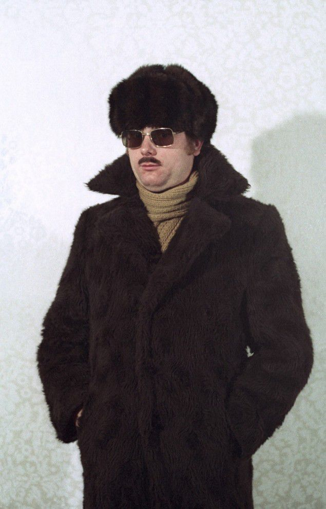"Classic East German Secret Police or Stasi ""Disguises"""