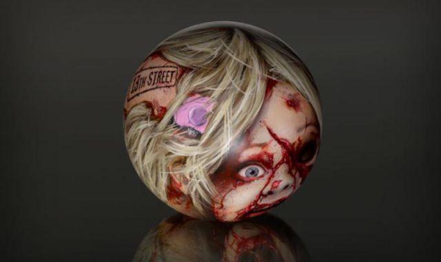 Horrifying Bawling Ball Desings