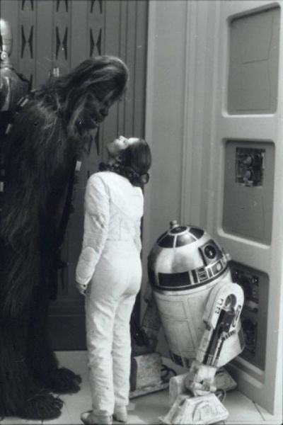 Were Chewbacca and Leia Having an Affair?