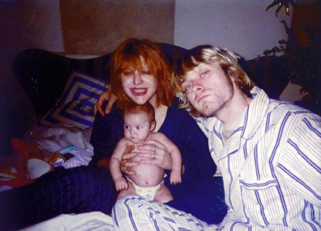 Frances Bean Cobain: Kurt Cobain & Courtney Love
