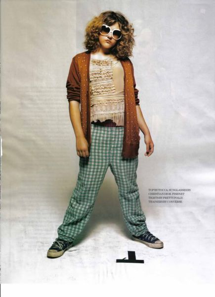 Frances Bean Cobain: Kurt Cobain & Courtney Love