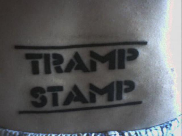 20 Epic Tramp Stamp Tattoos