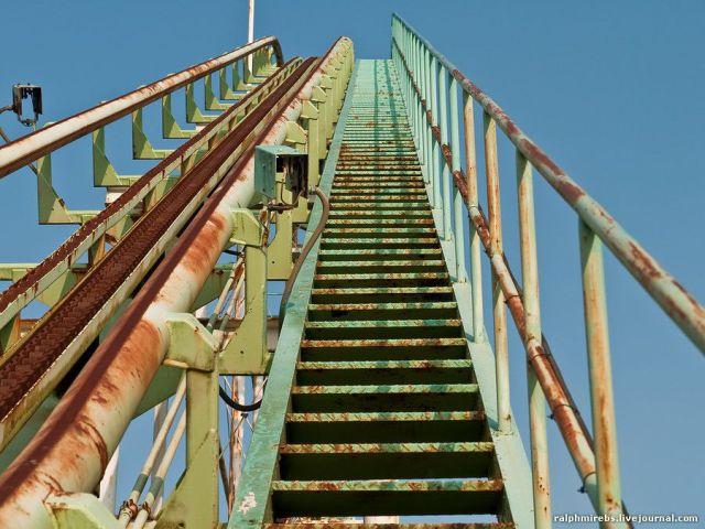 An Abandoned Japanese Amusement Park