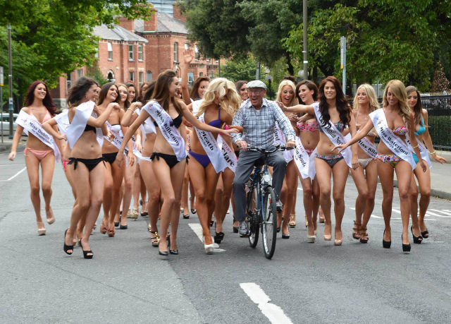 Sexy Irish Girls Competing for Miss Ireland