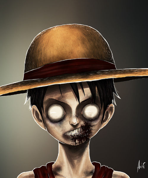Zombie Cartoon Characters (11 pics) - Picture #7 ...