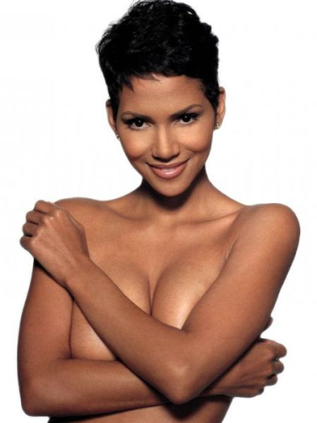 Topic Halle berry very sexy remarkable, rather