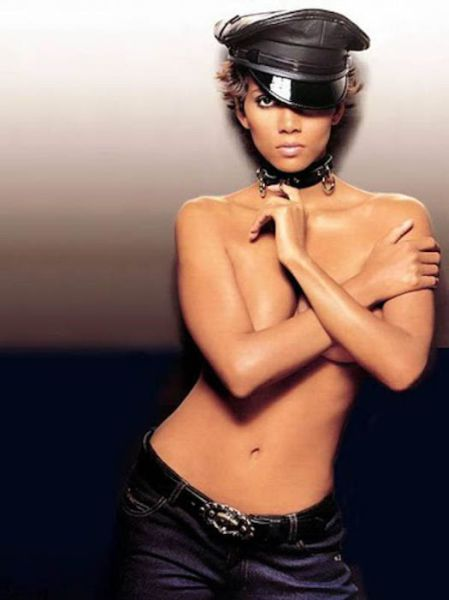 Halle berry very sexy exactly