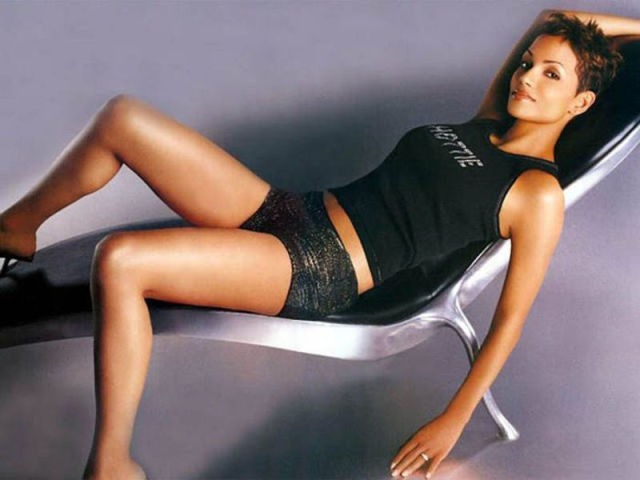 Halle berry very sexy are