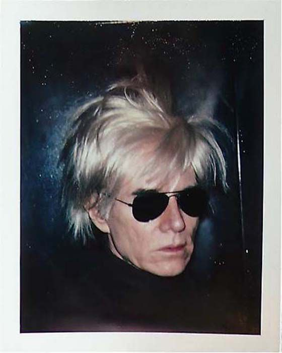 Andy Warhol Portraits of Famous Celebrities