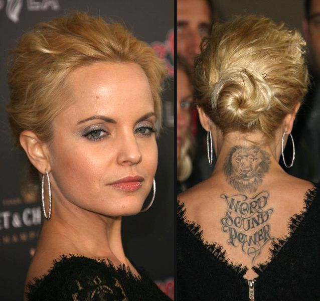 Famous Celebrity Tattoos (56 Pics)