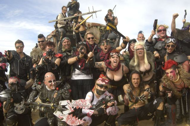 A Mad Max Weekend