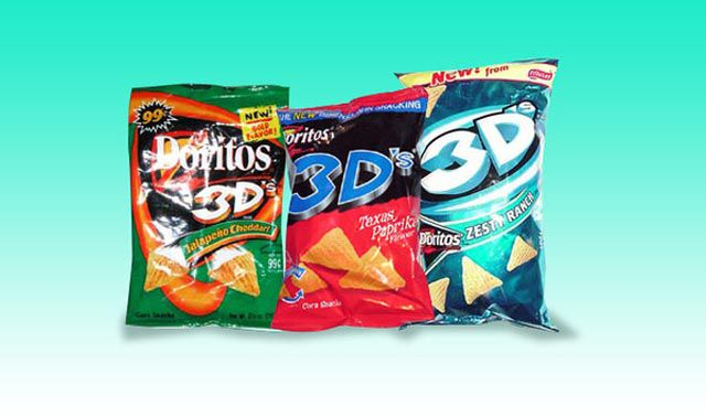Awesome Discontinued Processed Foods