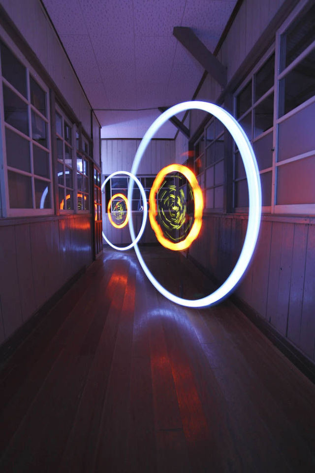 Amazing Light Paintings. Part 2